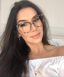 Armação Óculos de Grau Valentina Oncinha