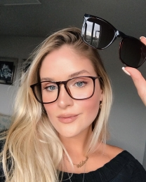 Óculos Clipon 2 em 1 Amanda