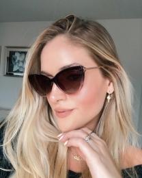 Óculos Clipon 2 em 1 Gisela Degrade