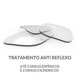 Lentes de Grau Anti Reflexo Klar 1.49 para Óculos
