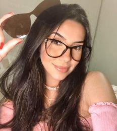 Óculos Clipon 2 em 1 Mel Oncinha