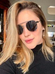 Óculos Clipon Mariah Prata