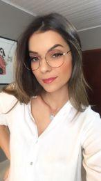 Óculos Clipon Round Preto  (2 em 1)