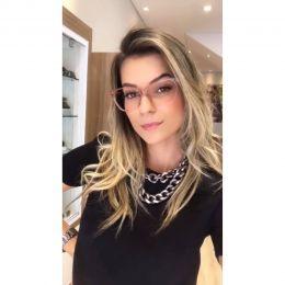 911be2f62 Óculos de grau Mika Transparente | MilluShop