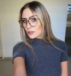 Óculos de grau Luisa Preto