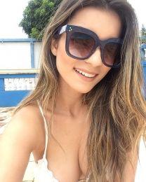 Óculos de sol Charm Azul