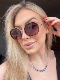Óculos de Sol Feminino Dani Proteção UV 400 - Millu Shop