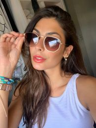 Óculos de sol Sasha marrom