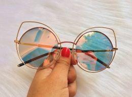 Óculos de sol Kyle Rosê