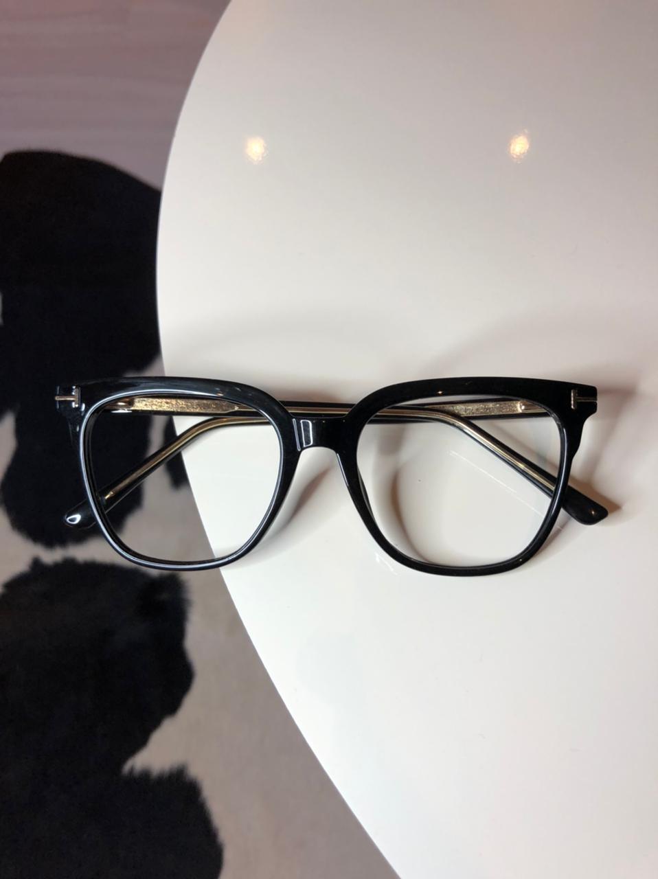 Armação De Óculos de Grau Felipa