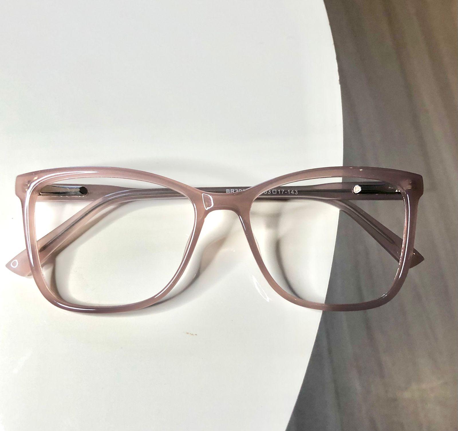 Armação De Óculos de Grau Laila Rose