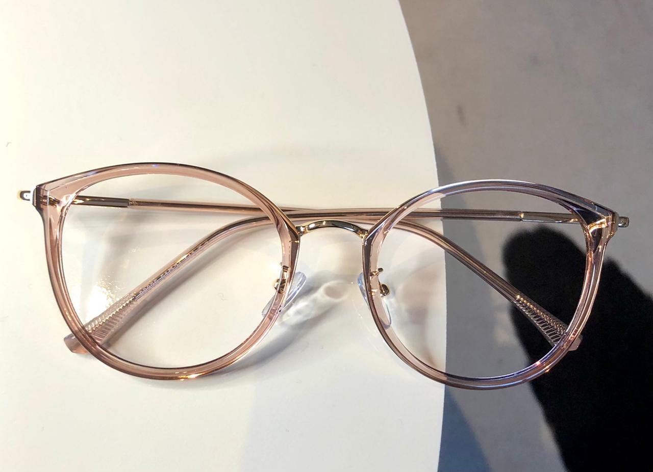 Armação De Óculos de Grau Livia Rose