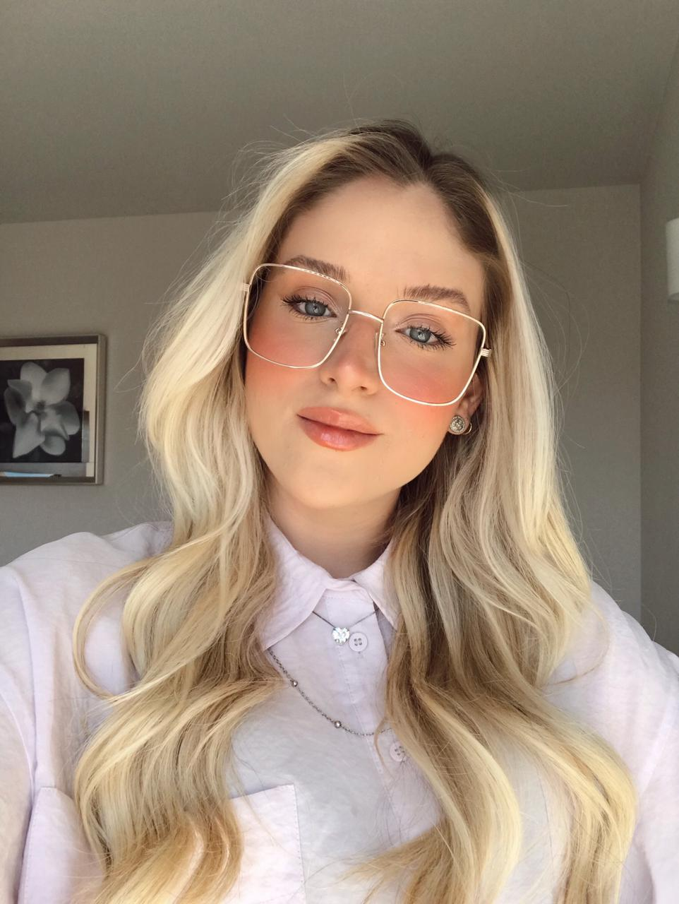 Armação De Óculos de Grau Paloma