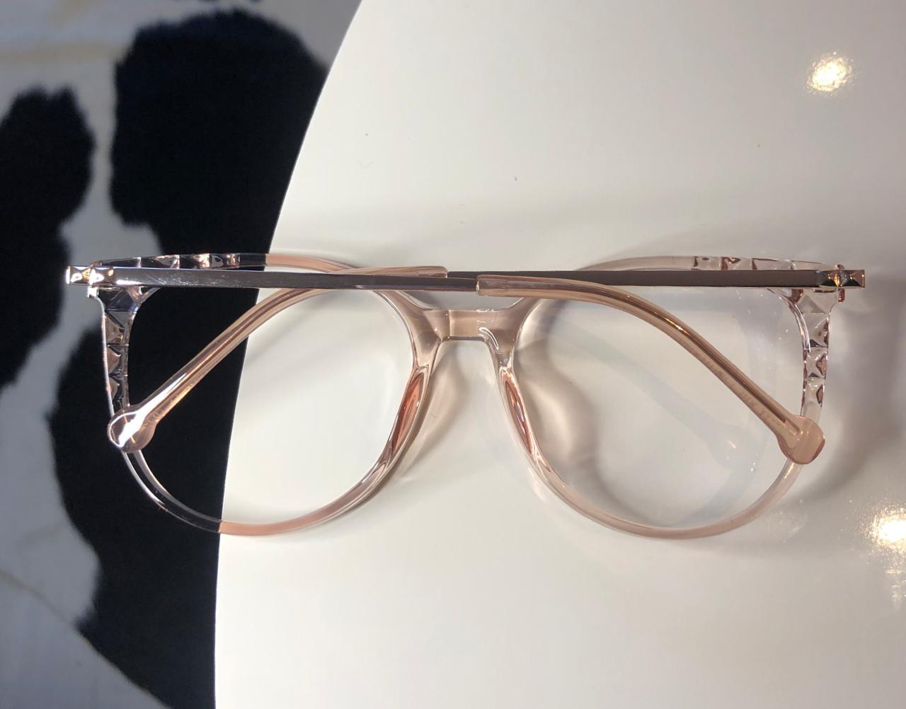 Armação de Óculos de Grau Sarah Rose