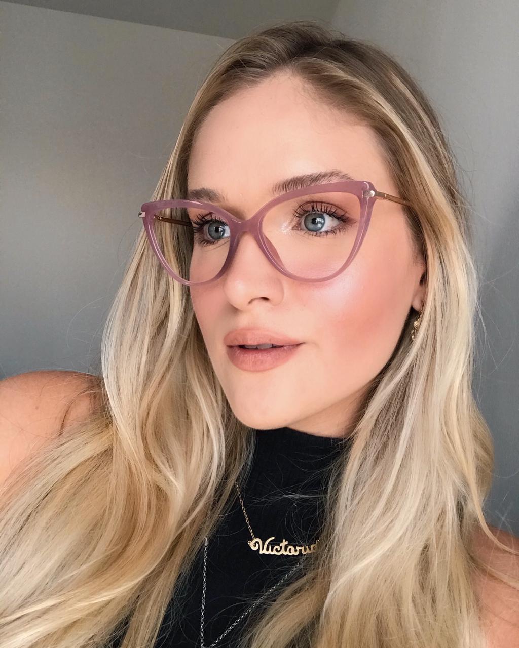 Armação Óculos de Grau Martina Rose