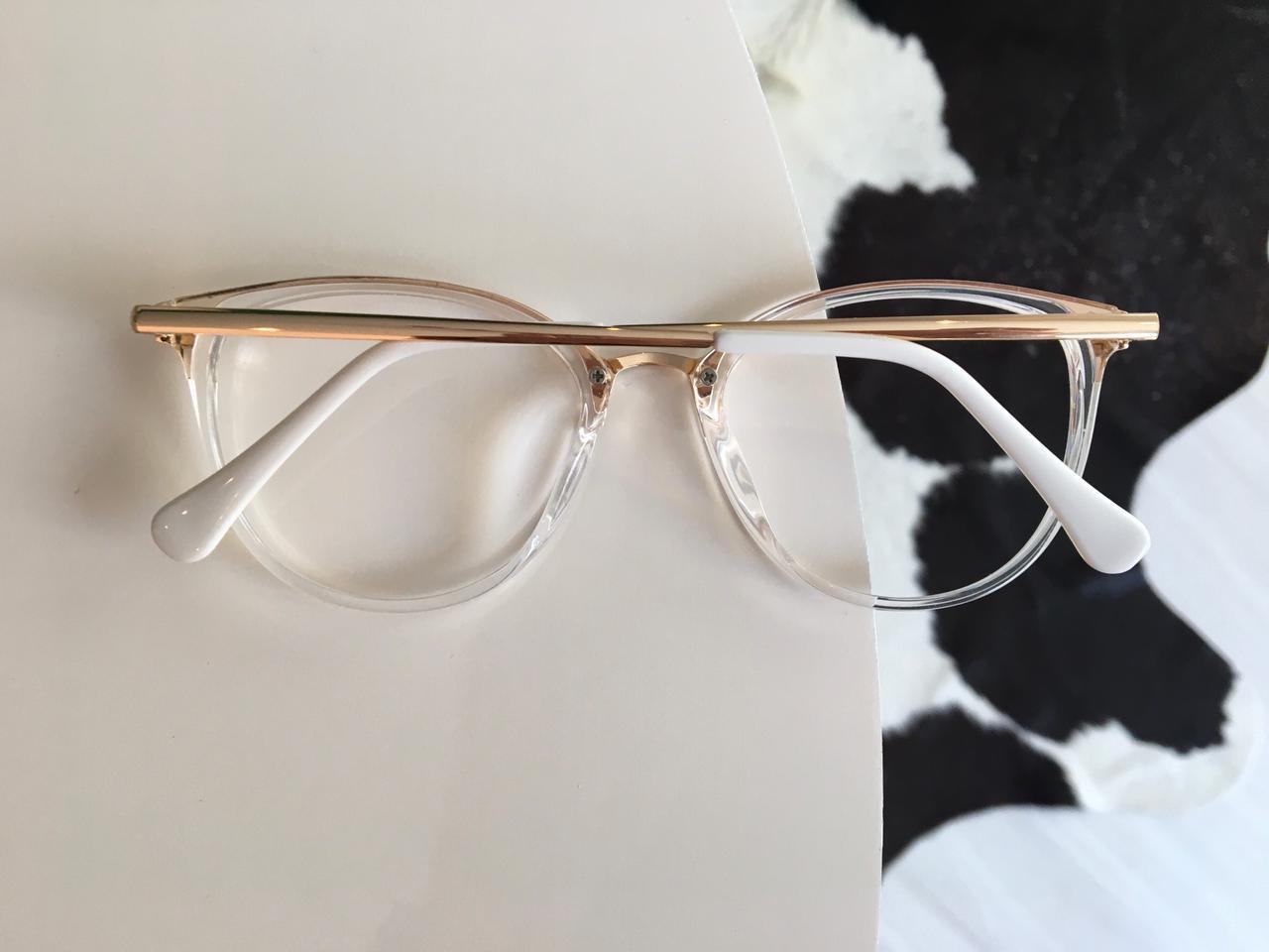 Armação Óculos de Grau Berenice Transparente