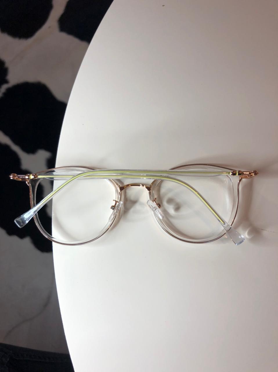 Armação Óculos de Grau Livia Transparente
