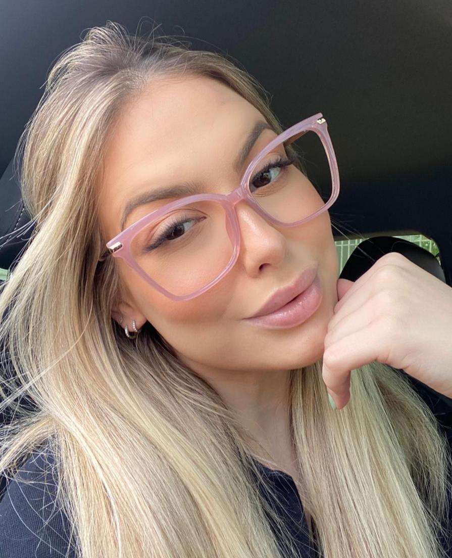 Armação Óculos de Grau Rita Rose