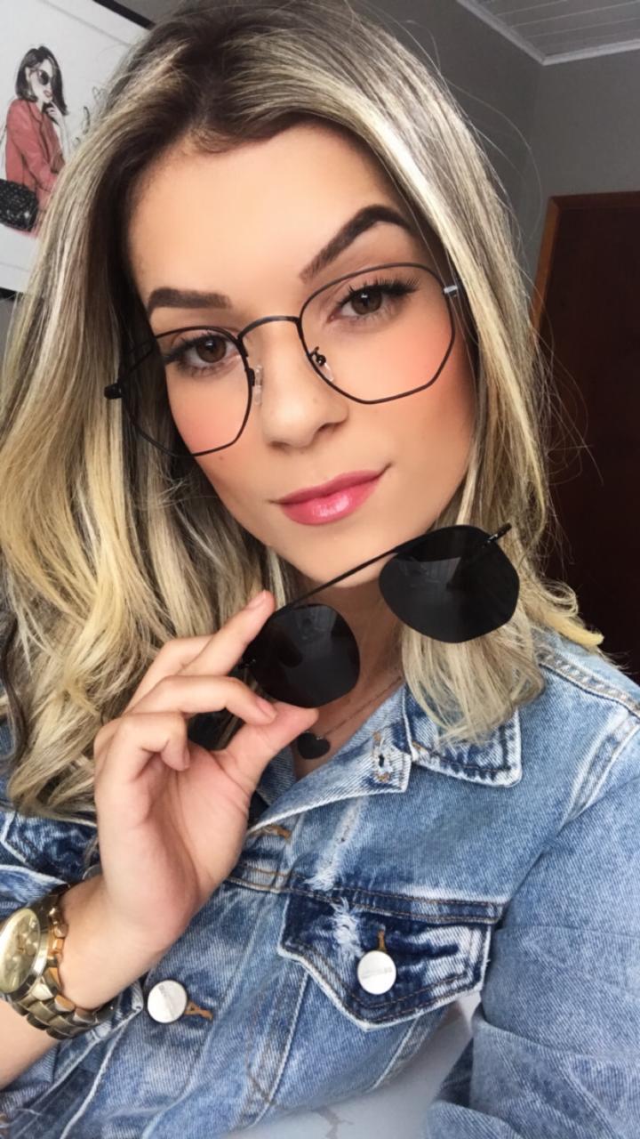 Clipon Yasmin Preto