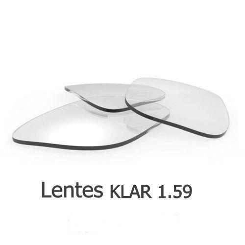 Lentes Anti Reflexo Klar 1.59