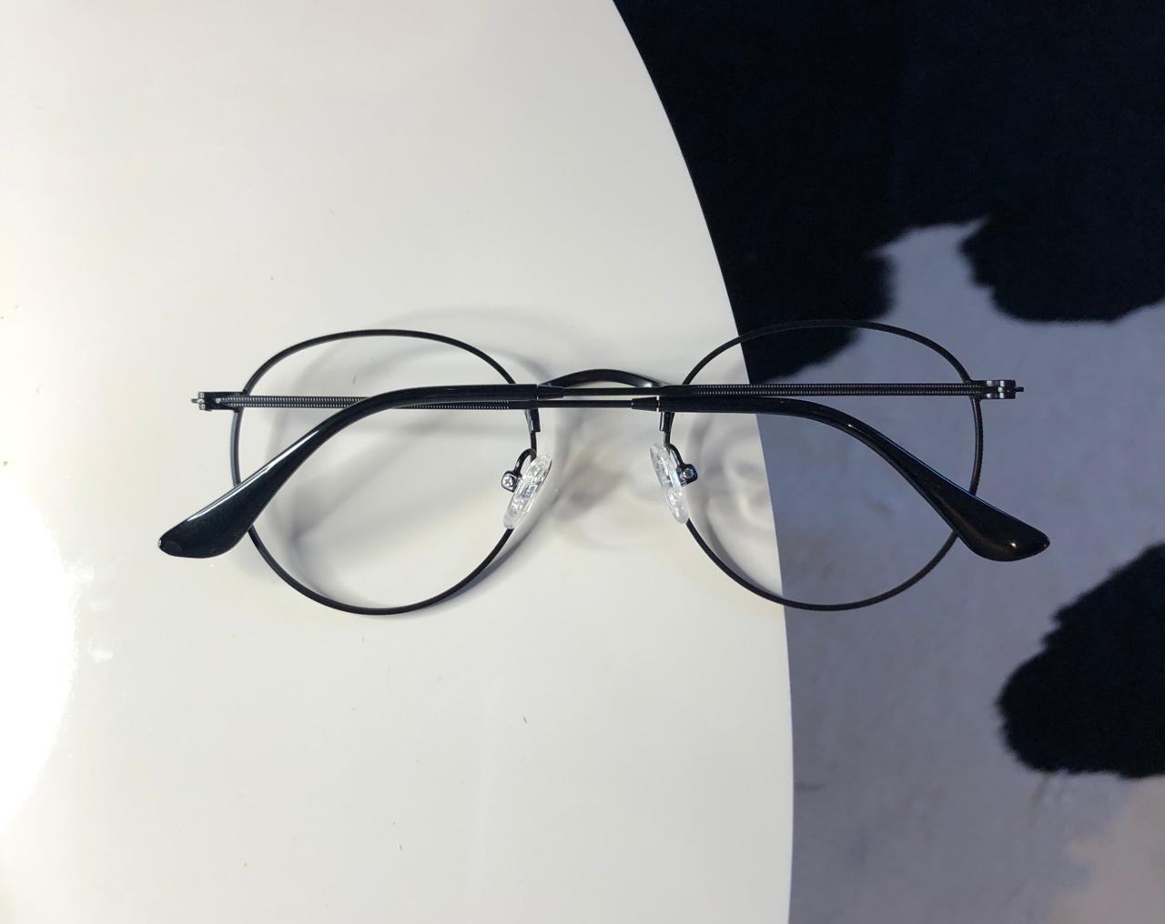 Óculos Clipon 2 em 1 Eloa Preto