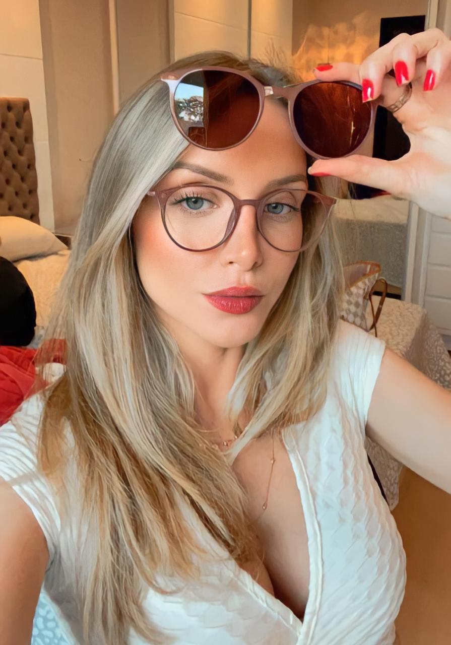 Óculos Clipon 2 em 1 Manu Rose