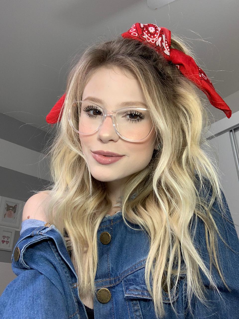 Óculos de grau Giu Transparente