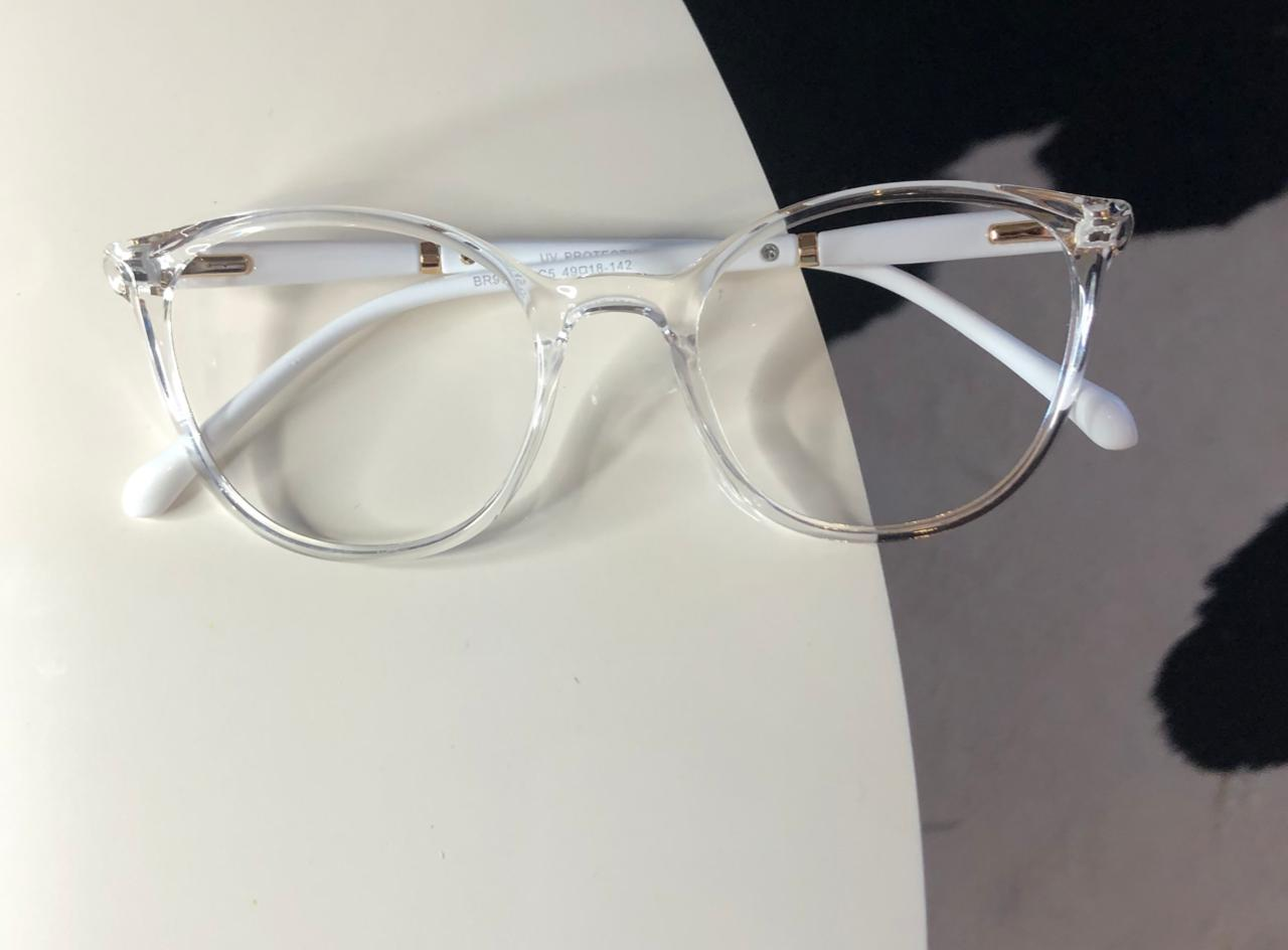 Óculos de grau Jade Transparente