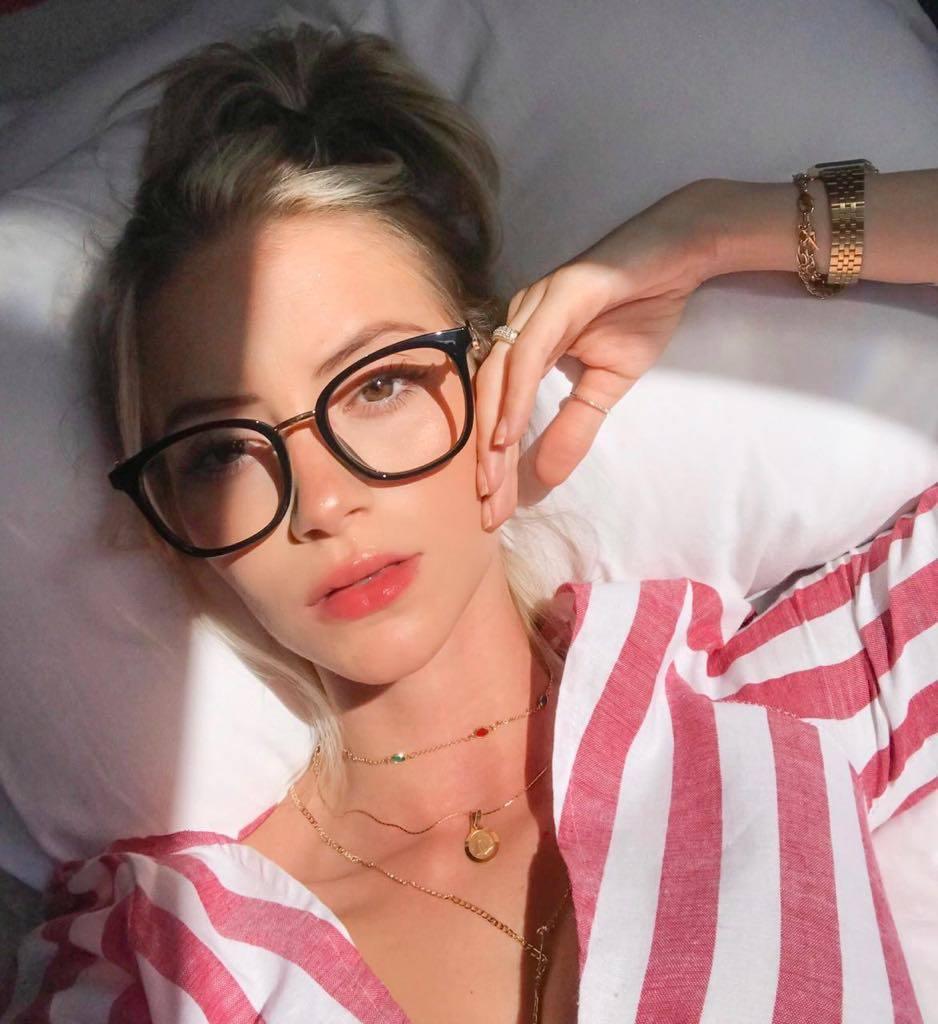 Óculos de grau Lisa Preta