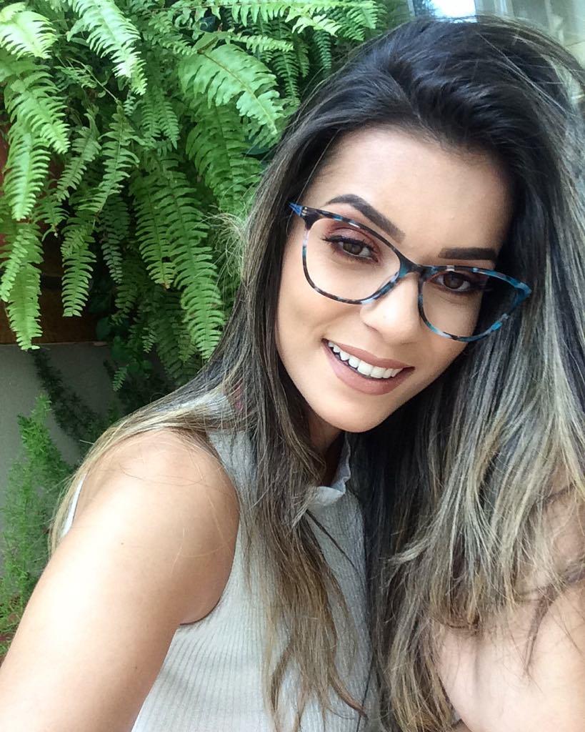a0f8fd736335d Óculos de grau Panda - MilluShop ...
