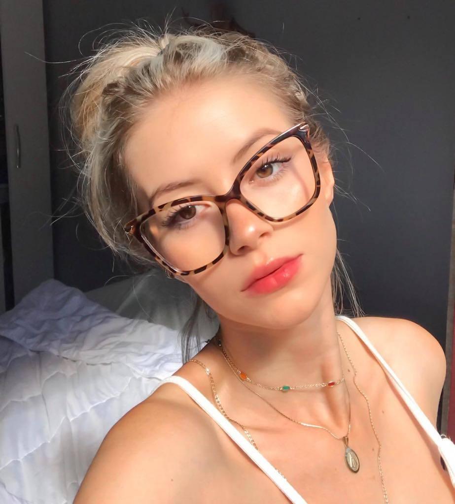 b5c05d2cc Óculos de grau Valentina Oncinha | MilluShop