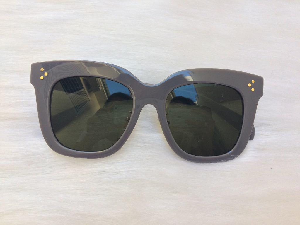 Óculos de sol Charm Cinza