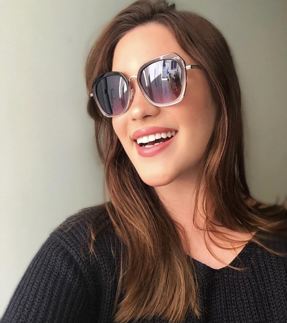 Óculos de sol Crystal