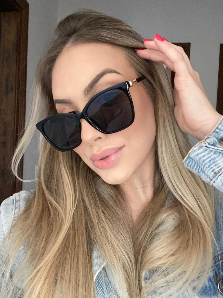 Óculos de sol Gabi Preto