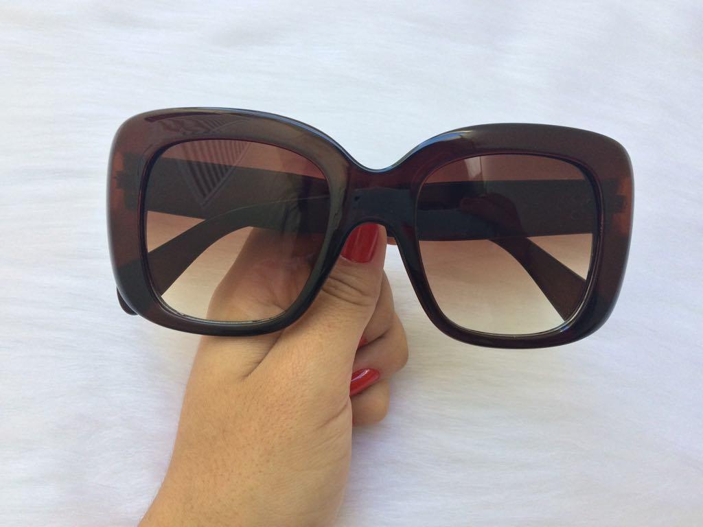 Óculos de sol Power Marrom