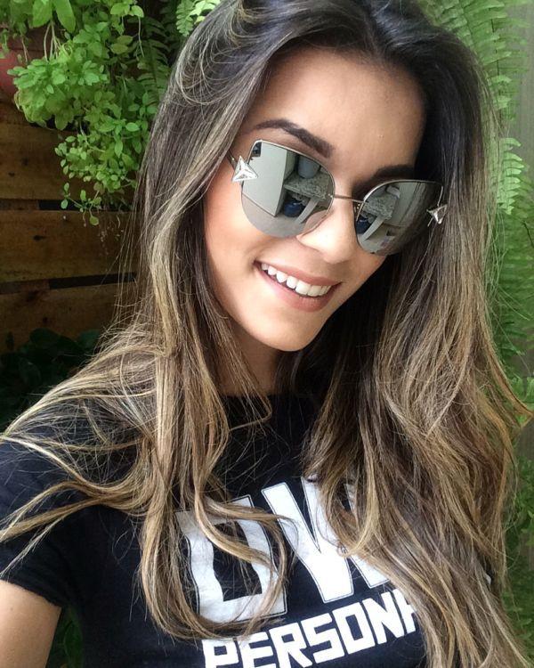 Óculos de sol Queen Prata