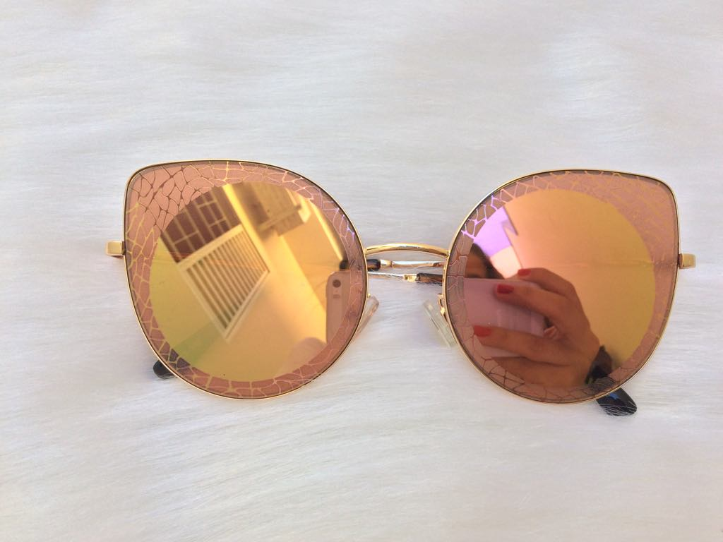 Óculos de sol Sarah Rosê