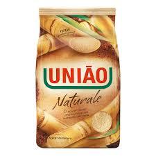 AÇÚCAR DEMERARA UNIÃO 1KG FARDO 10 UNIDADES
