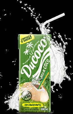 AGUA DE COCO DUCOCO 200ML