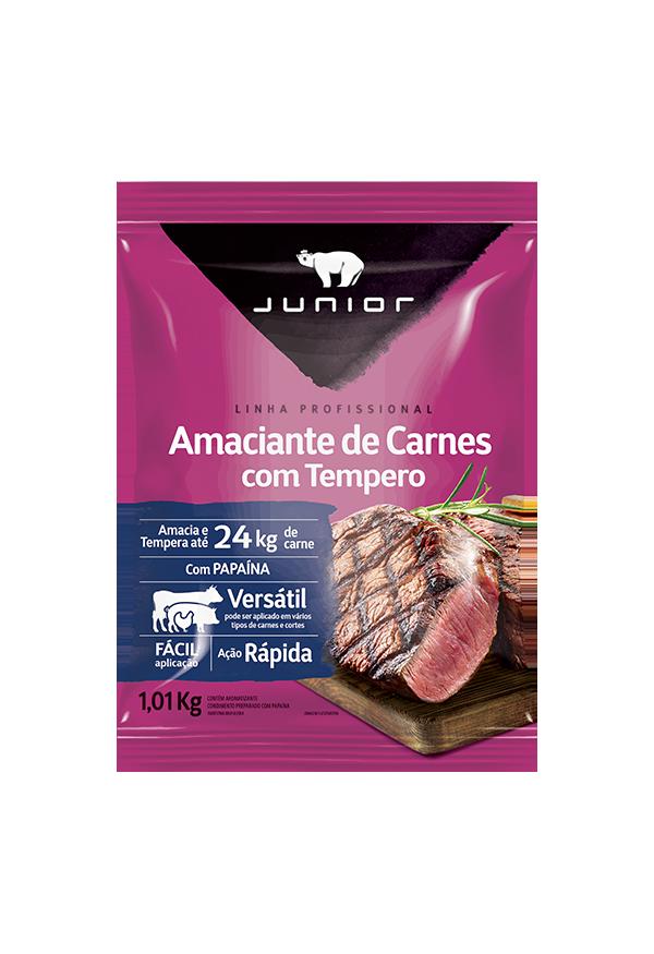 AMACIANTE DE CARNES JUNIOR 1KG