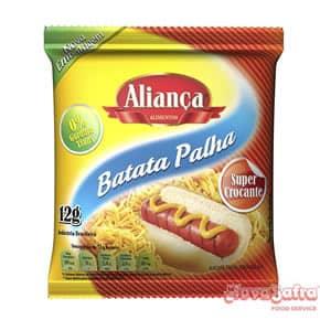 BATATA PALHA ALIANÇA SACHÊ 12G
