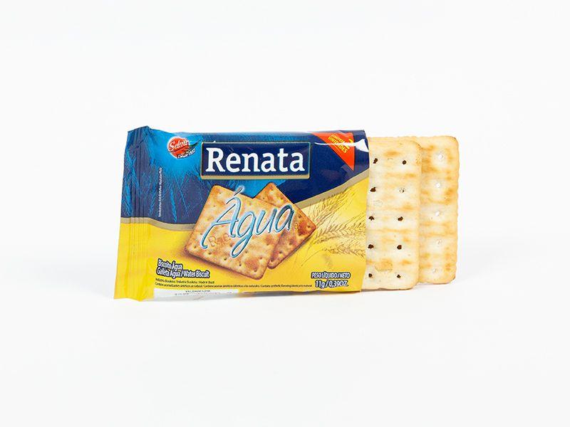 BISCOITO ÁGUA RENATA SACHÊ 11G CAIXA 180 UNIDADES