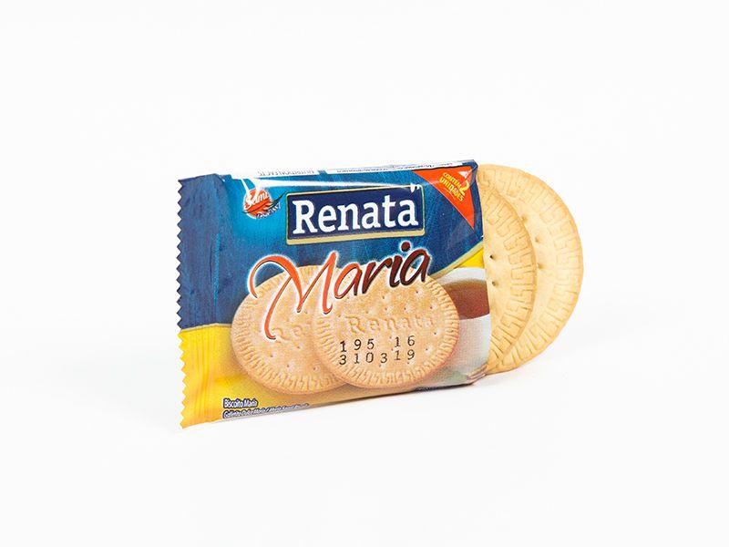 BISCOITO MARIA RENATA SACHÊ 11G CAIXA 180 UNIDADES