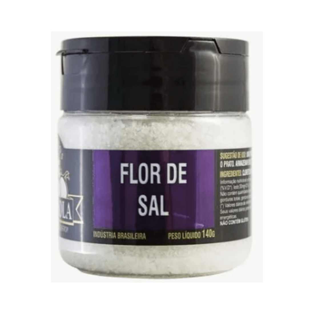 Flor de Sal Churrasco Temperola 140g