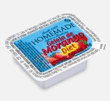 GELEIA DIET MORANGO E GOIABA HOMEMADE BLISTER 15G 144UN