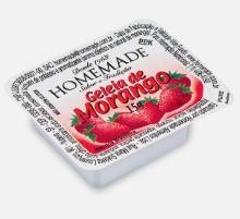 GELEIA MORANGO E ABACAXI HOMEMADE BLISTER 15G CAIXA 144 UNIDADES