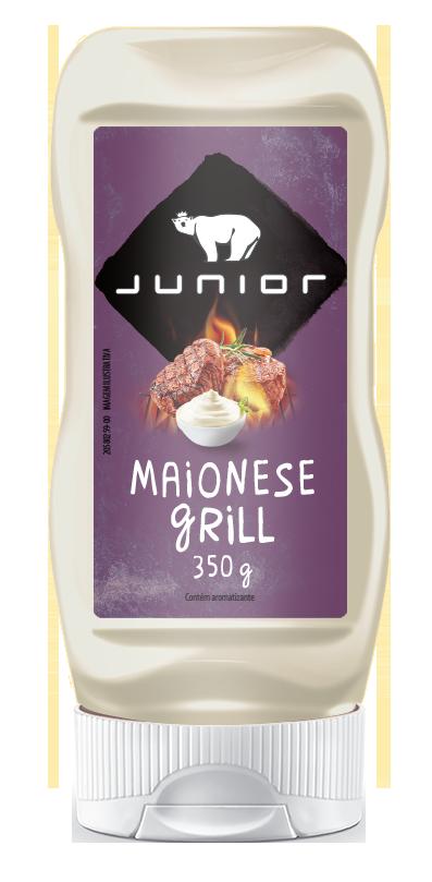 MAIONESE GRILL JUNIOR FRASCO 350G
