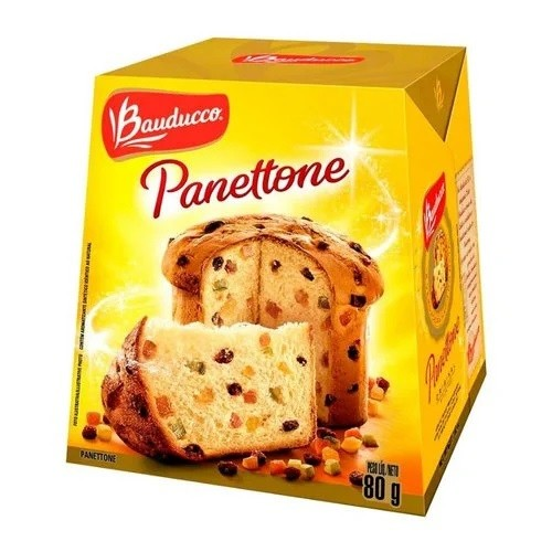 MINI PANETTONE BAUDUCCO 80G