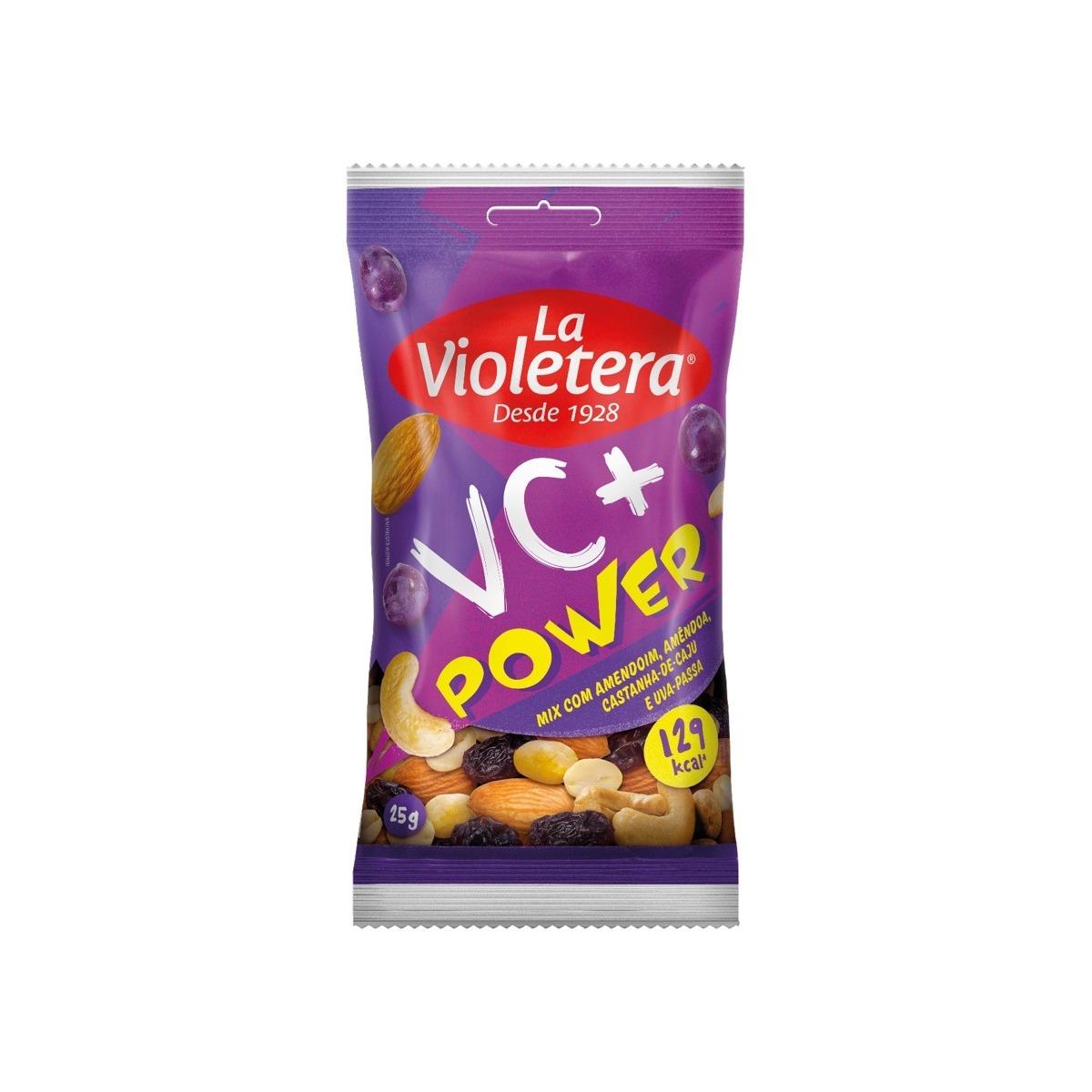 MIX VC+ POWER LA VIOLETERA 25G
