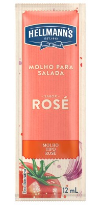 MOLHO ROSÉ HELLMANN´S SACHE 12ML 108UN